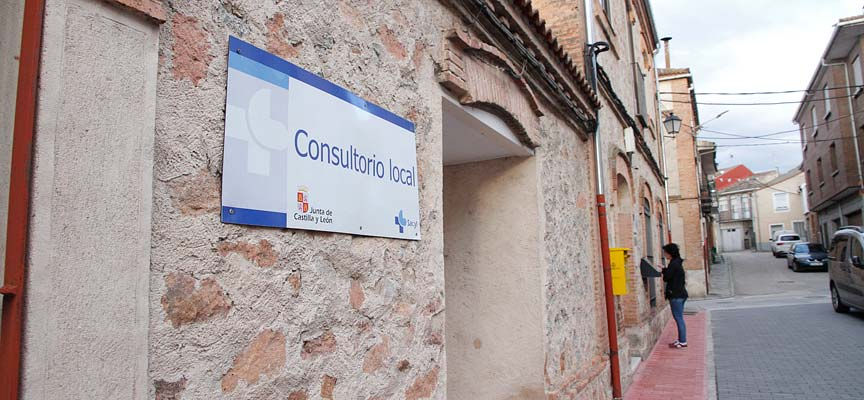 Consultorio médico de Zarzuela del Pinar