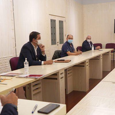 La Diputación contribuye a la realización de obras en Cantalejo, Aguilafuente, San Martín y Mudrián y Vallelado