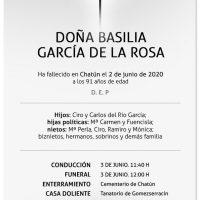 Basilia García de la Rosa