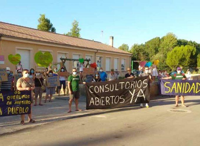 Fuente el Olmo de Fuentidueña reclama la apertura de su consultorio tras 110 días cerrado