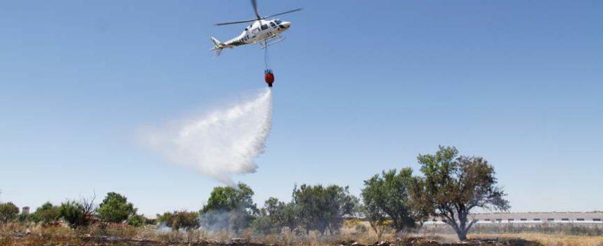 Alerta de riesgo de incendios forestales por causas meteorológicas del 11 al 16 de agosto en toda la Comunidad