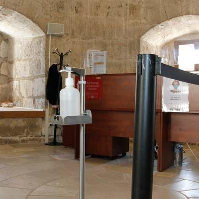 Turismo de Cuéllar mantiene las visitas guiadas a pesar del desplome de la cifra de visitantes