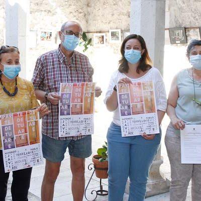 El Ayuntamiento organiza una subasta de obras de artistas locales a beneficio de Cruz  Roja