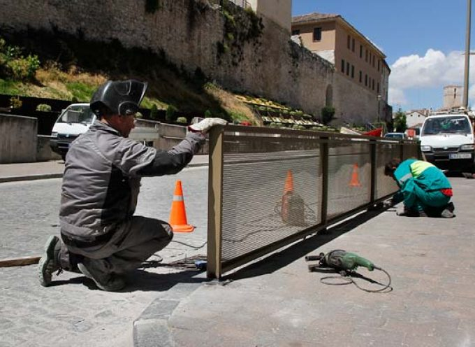 El Ayuntamiento de Cuéllar abre la creación de una bolsa de trabajo para peones de servicios múltiples