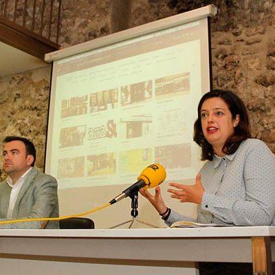 El Ayuntamiento pone en marcha `Cuéllar abierta´ un escaparate online para impulsar el comercio local