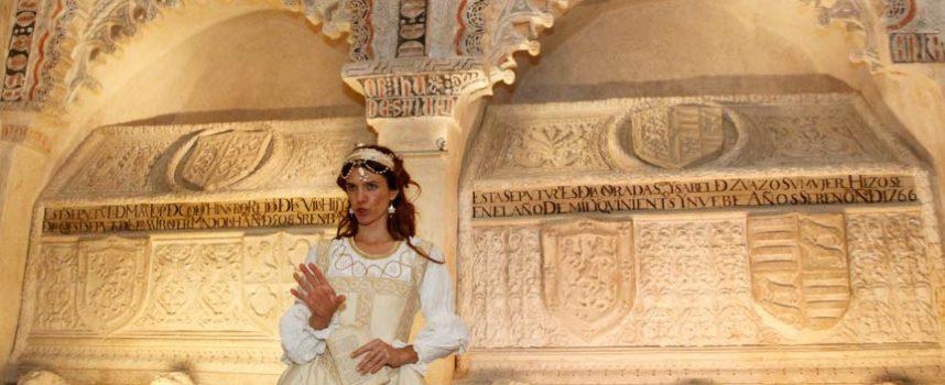 Cuéllar invita a conocer parte de su historia en un recorrido teatralizado por su casco histórico