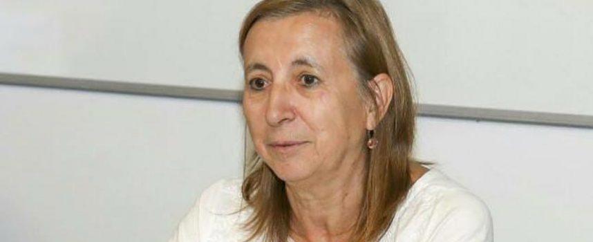 María Teresa Fuentetaja, nueva presidenta del Comité Provincial de Cruz Roja Española en Segovia