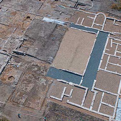 Concluye la campaña de excavaciones en la villa de santa Lucía de Aguilafuente