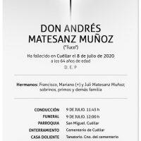 Andrés Matesanz Muñoz