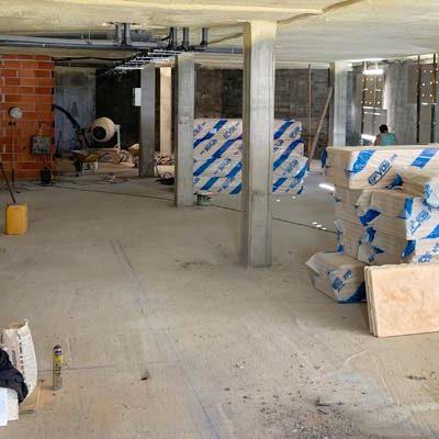 Comienza el acondicionamiento del local de Niñas Huérfanas para trasladar las oficinas municipales