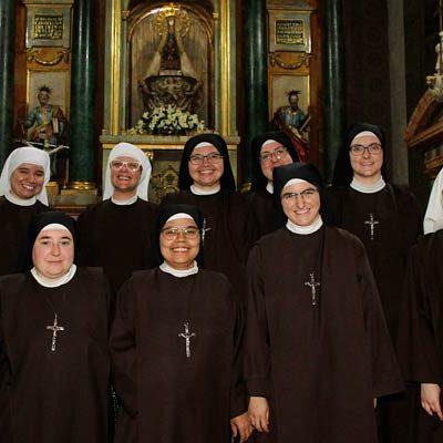 Una docena de Carmelitas Samaritanas residen ya en el Santuario de El Henar