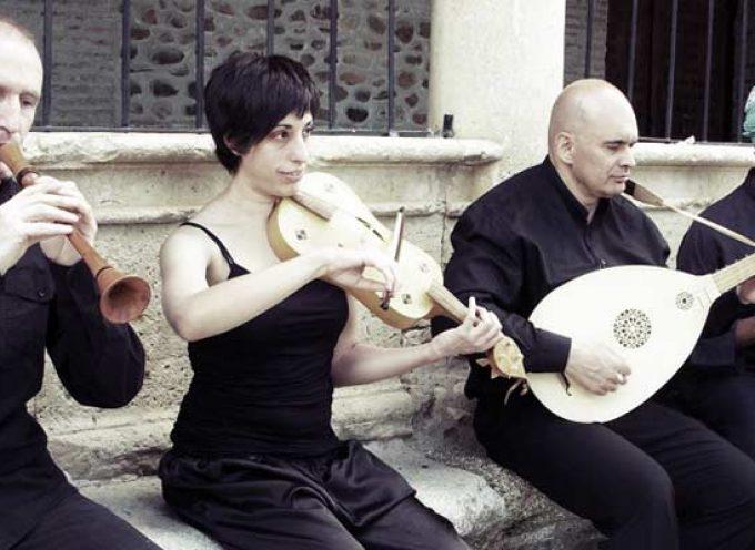 El cuarteto medieval Musicantes abre hoy el ciclo `Noches del Mudéjar´ en la iglesia de San Martín