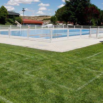 La piscina municipal de Cuéllar ha incrementado en un 25% la venta de entradas y abonos este verano