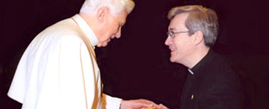 El cuellarano Carlos García Nieto ha sido nombrado rector del santuario de El Henar