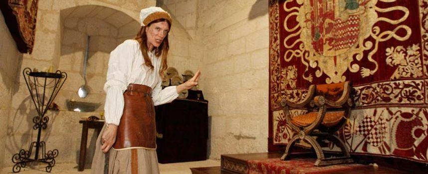 Turismo de Cuéllar estrenará en agosto su nuevo espectáculo teatralizado en el Castillo