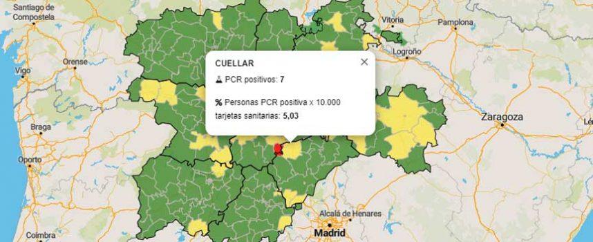 Sanidad insta a extremar las precauciones en la zona básica de Cuéllar