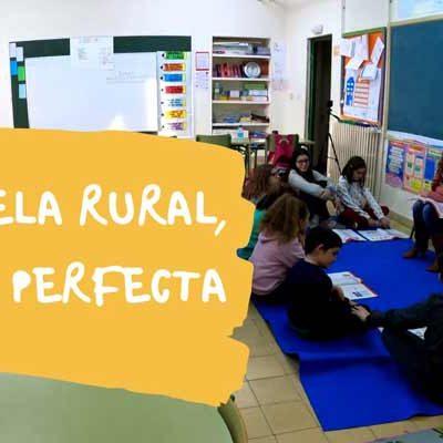 La escuela unitaria de Lastras de Cuéllar protagoniza un documental sobre la escuela rural