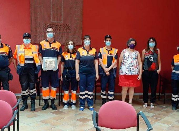 El Ayuntamiento agradece la labor de los voluntarios y de Protección Civil durante el confinamiento