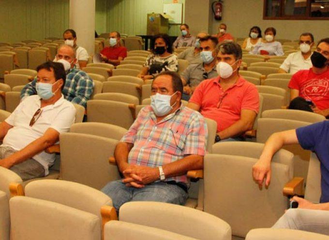 Los pueblos de la Comunidad de Villa y Tierra de Cuéllar reclaman inversiones para hacer frente a la pandemia