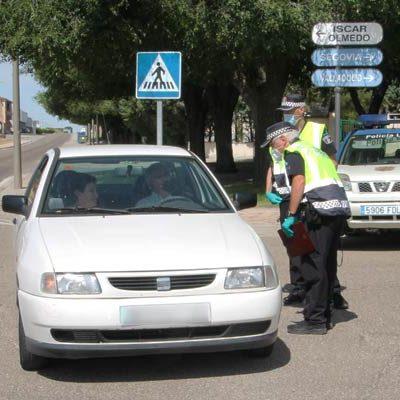 La Policía Local de Cuéllar impuso 94 denuncias en 2020 ligadas a la COVID-19
