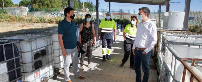 """El Ayuntamiento reorganiza el Punto Limpio y pone en marcha un servicio de recogida """"a la demanda"""""""