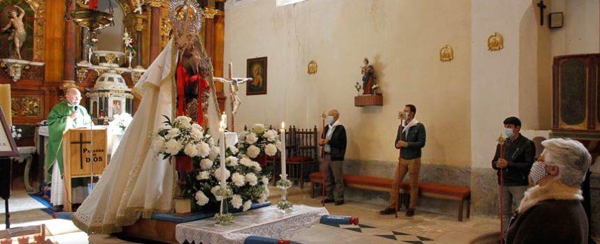 Los actos litúrgicos será los protagonistas de las fiestas en honor a la virgen de La Palma