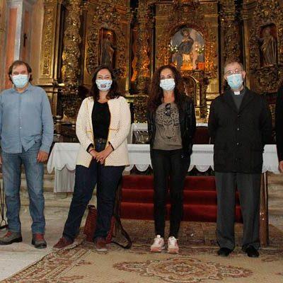 La restauración de la iglesia de la Cuesta sacará a la luz su atrio mudéjar