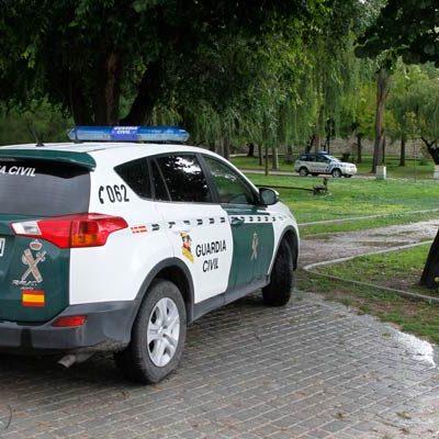 Un hombre de 49 años ha sido hallado sin vida en el parque de la Huerta del Duque