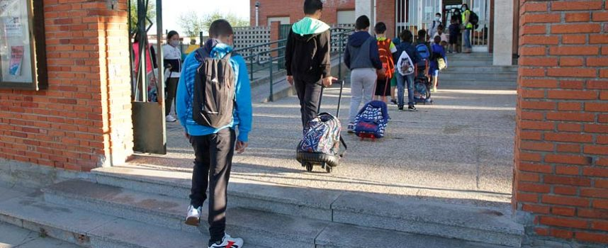 La Junta suspende la actividad lectiva mañana en todas las zonas rurales de Segovia