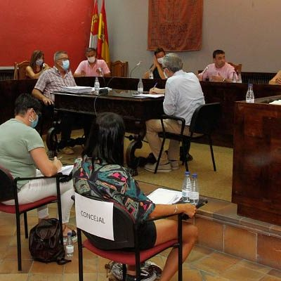 El Ayuntamiento de Cuéllar lleva a pleno la delegación en la Junta de la convocatoria de selección de Policías Locales