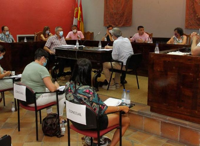 """PP y Cs piden que los plenos sean telemáticos y consideran """"un acto de irresponsabilidad"""" que sean presenciales"""