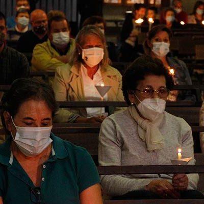 La festividad de la virgen de El Henar vuelve a estar marcada por la pandemia en su Año Jubilar