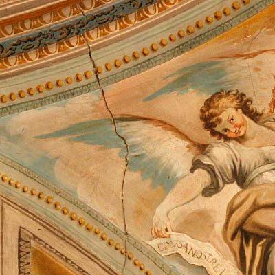 El Henar espera la restauración del camarín de la virgen con vistas al Año Jubilar Henarense
