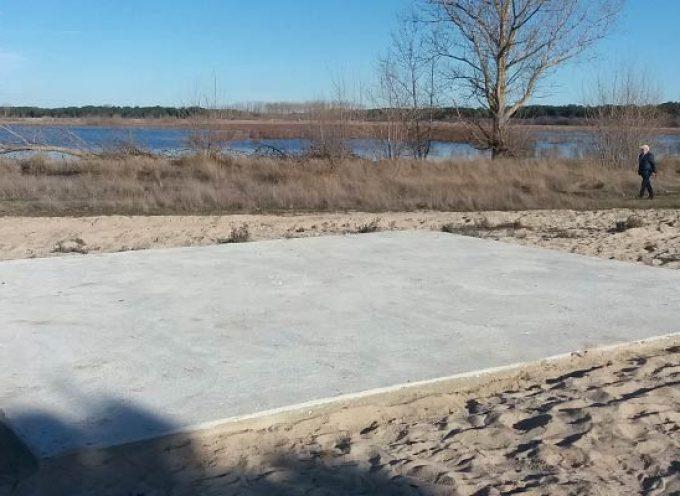 Medio Ambiente autoriza el observatorio de aves en El Espadañal