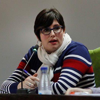 Raquel Gilsanz será la nueva concejala liberada del Ayuntamiento de Cuéllar