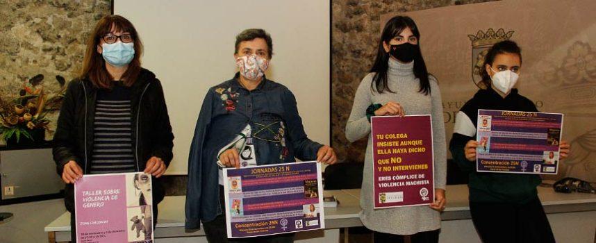 Teatro, proyecciones, charlas y una concentración centran los actos del 25N en Cuéllar