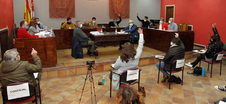 PP y Cs interponen un recurso solicitando la nulidad del pleno de noviembre y de sus acuerdos