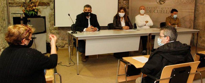 """Ciudadanos trasladará las demandas de los hosteleros cuellaranos para buscar """"una salida viable a su situación"""""""