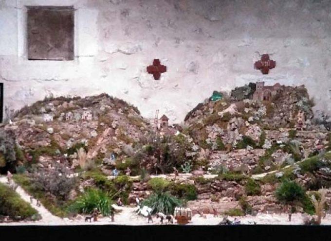 La iglesia de Dehesa de Cuéllar abre sus puertas para visitar el belén
