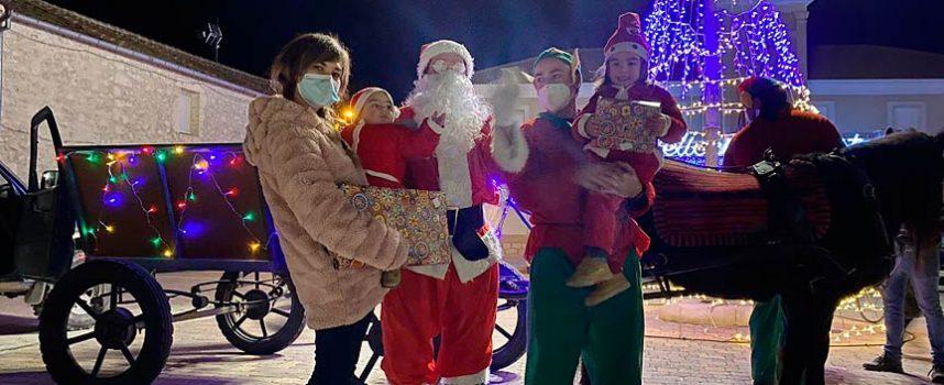 Los más pequeños centran la programación navideña de Hontalbilla