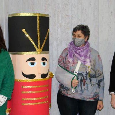 La visita del Cartero Real a los colegios y guarderías abrirá mañana la programación de Navidad