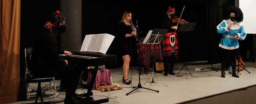Un viaje a través de la música abre las actividades del fin de semana en Cuéllar