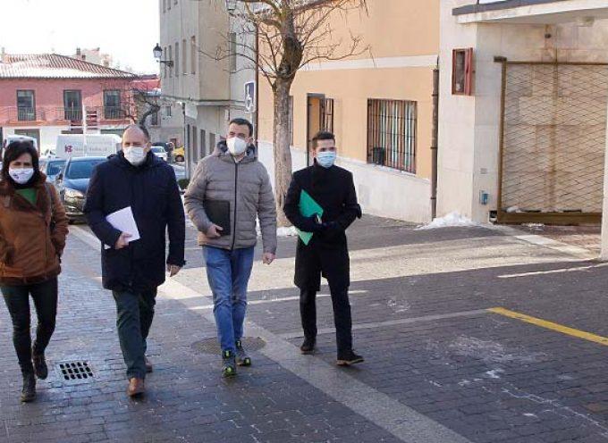 El Centro de Especialidades, la UVI móvil y la rotonda en la SG-223, en las enmiendas del PSOE para la comarca de Cuéllar