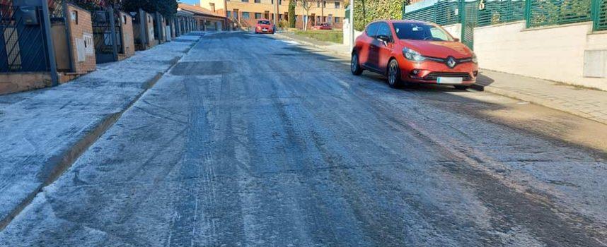 Protección Civil de la Junta declara la alerta por temperaturas que pueden alcanzar los 10 grados bajo cero en la Comunidad