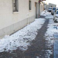 El PP critica las improvisaciones y actuaciones a destiempo del Ayuntamiento en la nevada