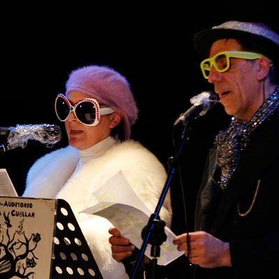 La Cultura triunfó en la futurista Gala de los Micros Abiertos de Poesía