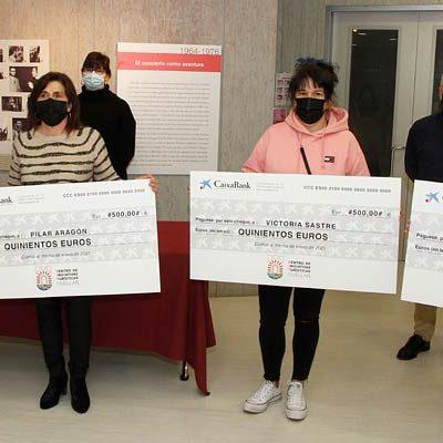 El CIT entrega los 2.000 euros en premios de su campaña de Navidad