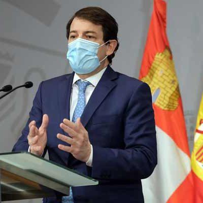 La Junta pospone al domingo la entrada en vigor de las medidas extraordinarias en Segovia, Palencia y Ávila