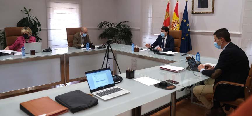 El Gobierno recurre el Acuerdo de la Junta de Castilla y León que limita la movilidad en la Comunidad desde las 20.00 horas