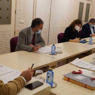 La Diputación de Segovia concederá más de 1.500 especies arbóreas a los municipios de la provincia